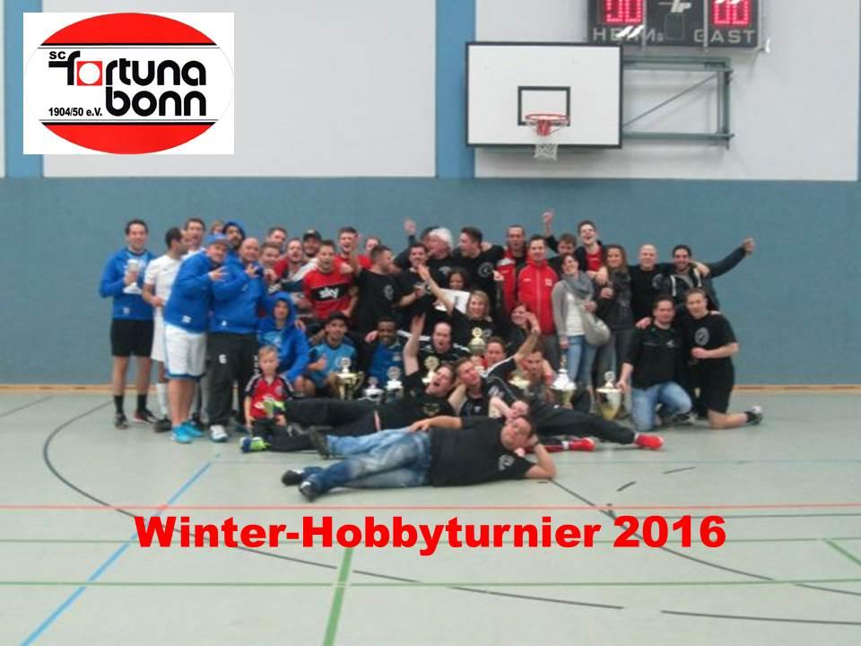 Wintergerümpelturnier 2015