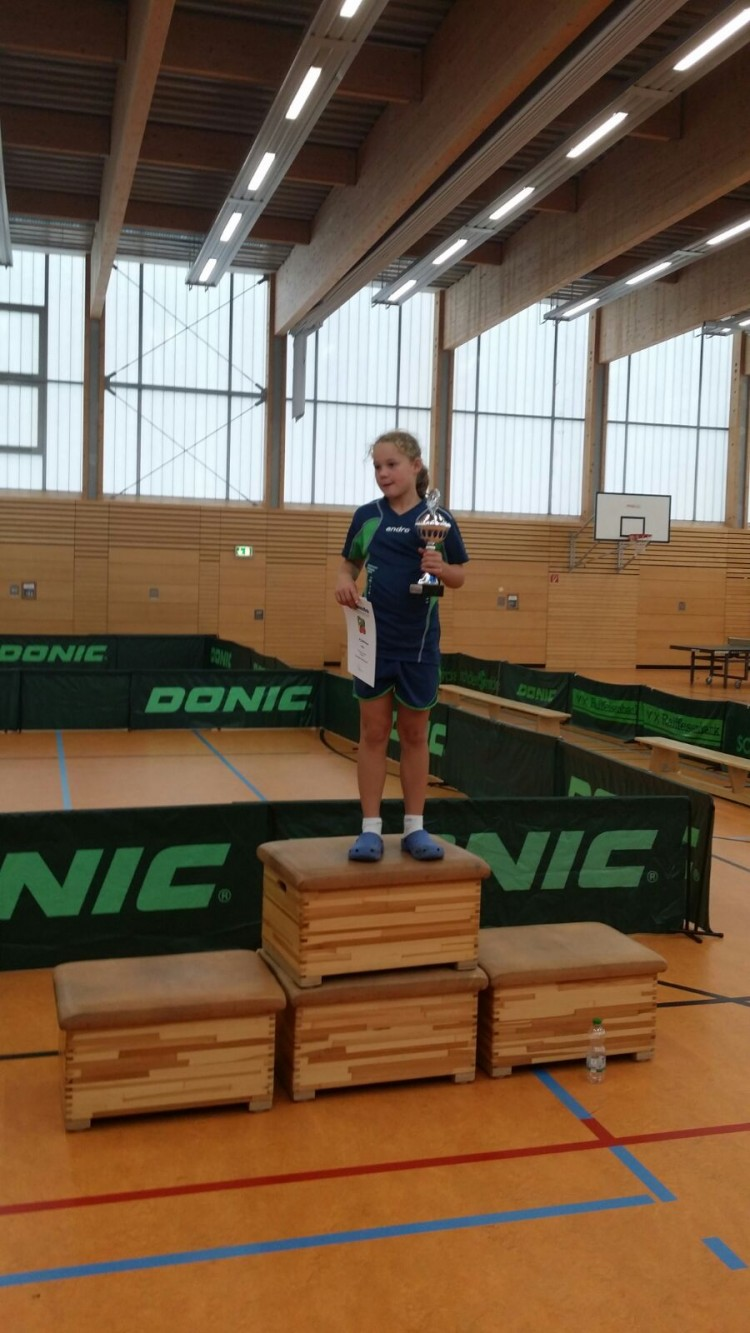 Felina Busch bei den Kreismeisterschaften(c)Ralph Wende