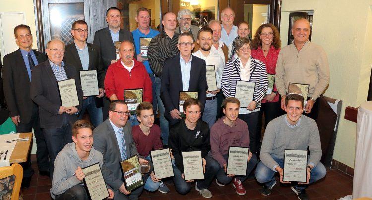 Ehrenamtler im FK Bonn