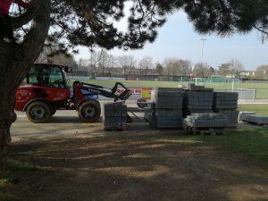 Baustelle Fußballvorstand