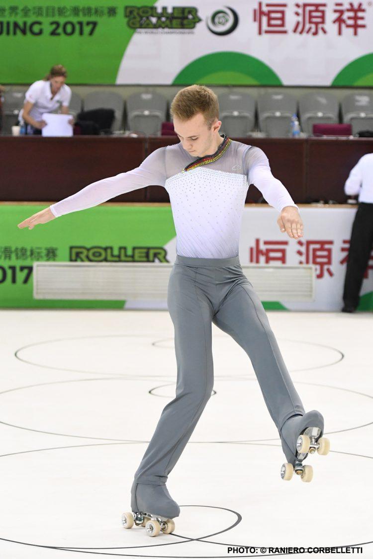 WM 2017 Aaron Wunder Gold in der Pflicht
