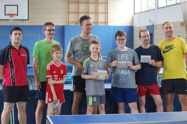 Tischtennis_Eltern-Kind-Turnier