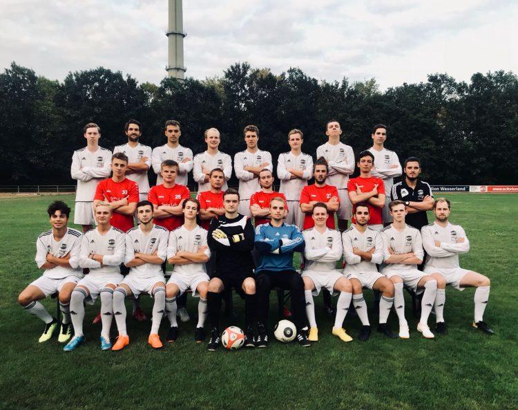 2. Mannschaft 2018