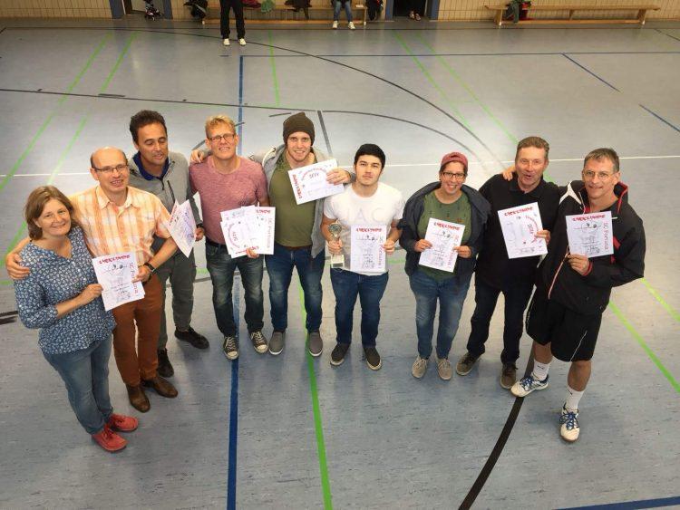 TT-Vereinsmeisterschaften 2018