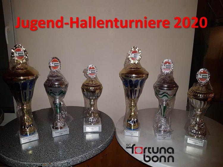 Jugend-Hallenturniere 2020