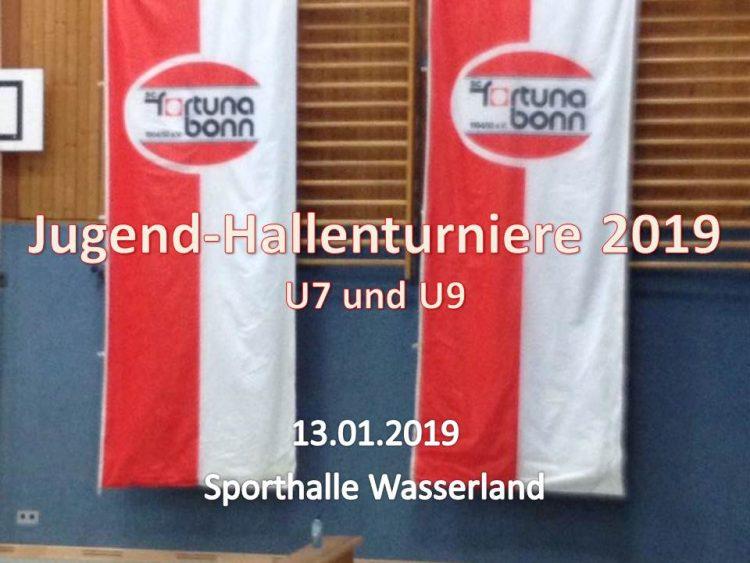 Jugend Hallenturnier 2019