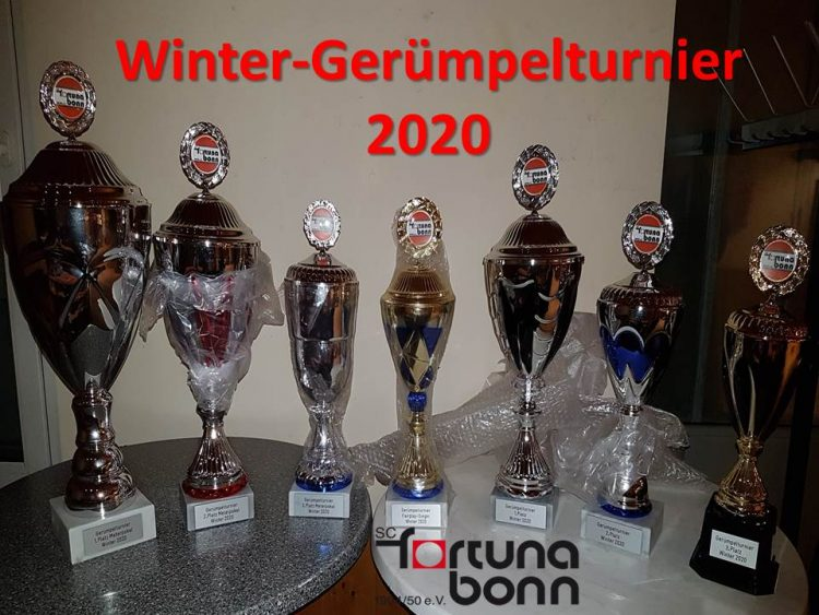 Winter-Gerümpelturnier 2020