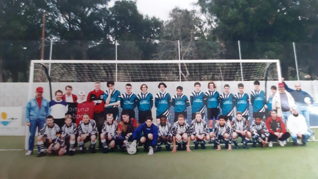 Costa Brava 1996